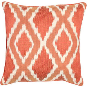Libra Rust Cushion