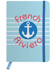 Carnet - french riviera