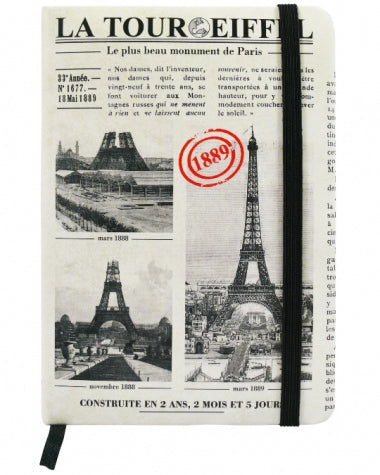 Carnet - Journal de la tour Eiffel