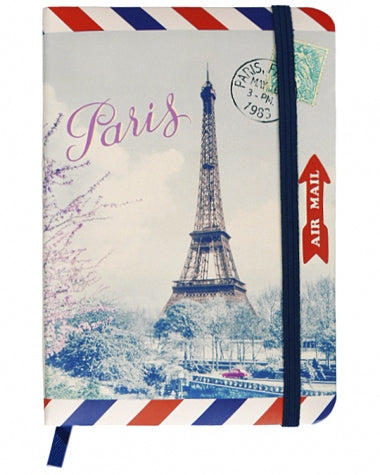Carnet - Paris Air Mail