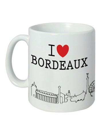 Mug - I love Bordeaux