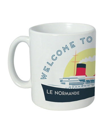 Mug - Welcome to Normandie