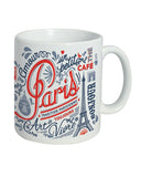 Mug - Paris Art de vivre
