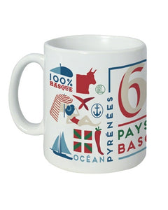 Mug - Pays Basque 64