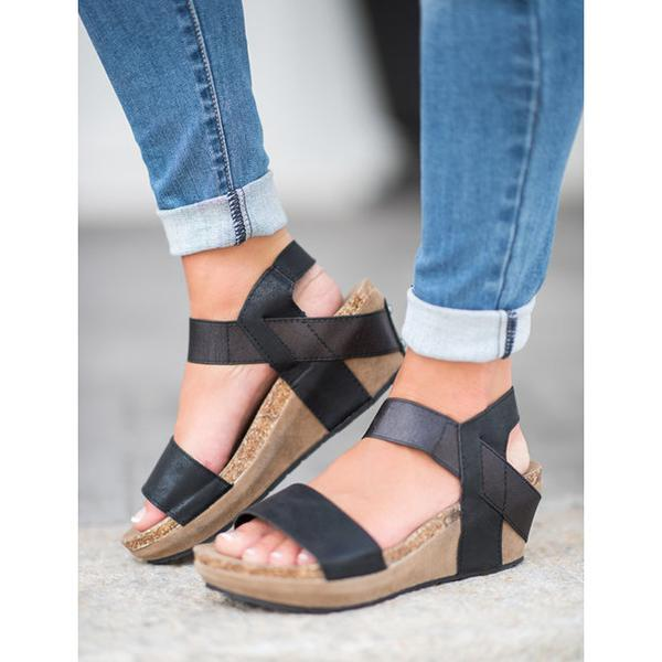 Fashion Wedge Comfortable Platform