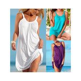 Spaghetti Summer Casual Dresses
