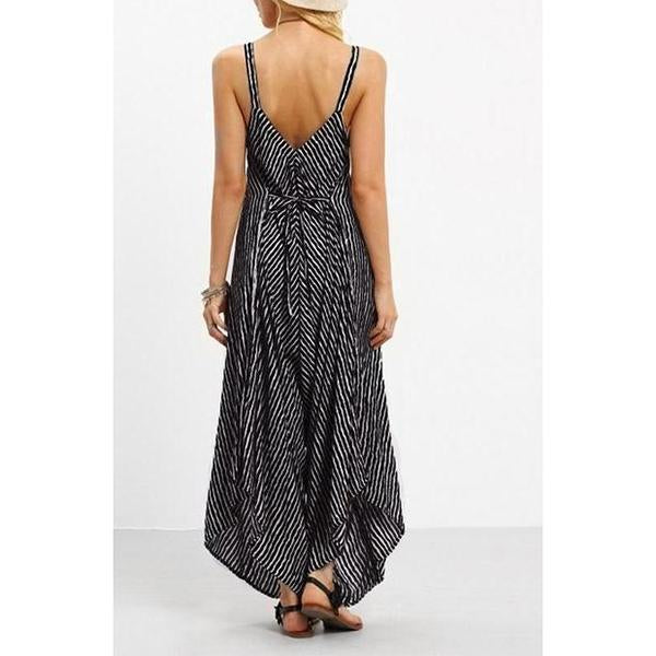 Women Casual Loose Boho Jumpsuit