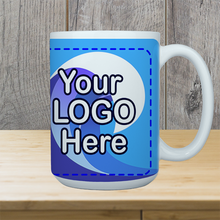 Load image into Gallery viewer, 15 oz. Ceramic Mug