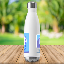 Load image into Gallery viewer, 20 Ounce Insulated Water Bottle
