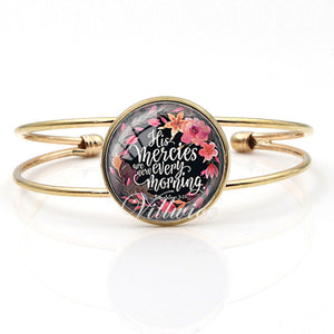 Christian Bible Verse Bangle Bracelets - You-Inspire.Us