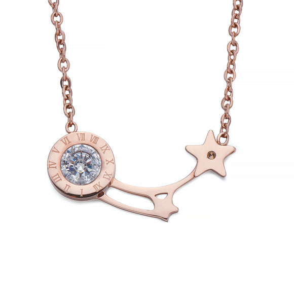 Rose Gold Chain Necklace | ${Vendor}