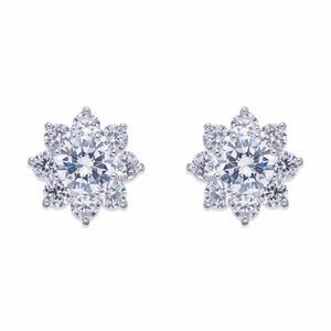 Crystal Star Stud Earrings | ${Vendor}