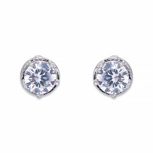 Crystal Stud Earrings | ${Vendor}