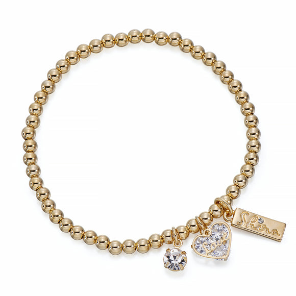 Gold Bracelet with Charms | ${Vendor}