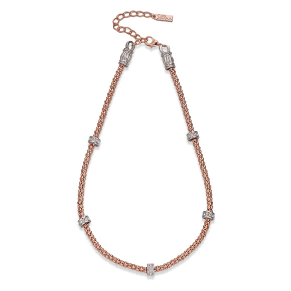 ROSE GOLD NECKLACE | ${Vendor}