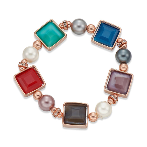 MULTI PEARL BRACELET | ${Vendor}