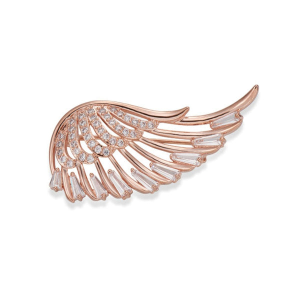 ROSE GOLD BROOCH | ${Vendor}