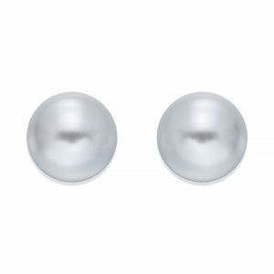 Pearl Stud Earrings | ${Vendor}