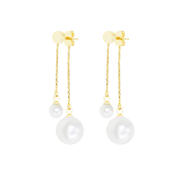 Copy of PEARL DROP EARRINGS