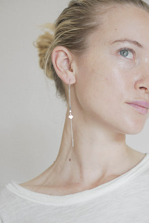 Mika Threader Earrings