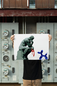 Why Won't You Poop - Print
