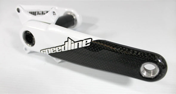 Speedline Parts | Elite Carbon - Hollow Carbon Fiber BMX Race Cranks - Supercross BMX