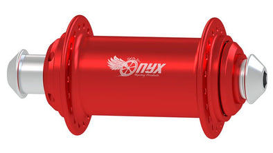 ONYX | BMX 100/20mm Thru-bolt Front Hub