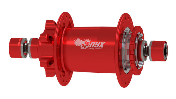 ONYX | BMX PRO ISO HG-110/10mm Bolt-on Rear Hub
