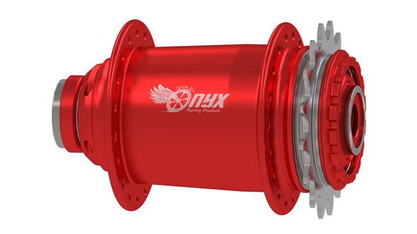 ONYX | BMX ULTRA SS OX-110/12mm Thru-bolt Rear Hub