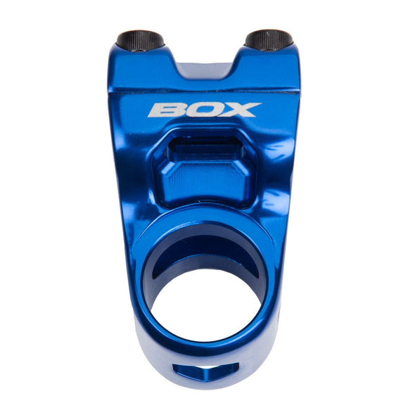 Box | Two hollow Center Clamp 1 Inch Stem