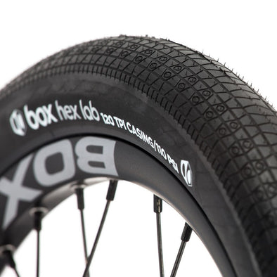 Box | Hex Lab Race Tires