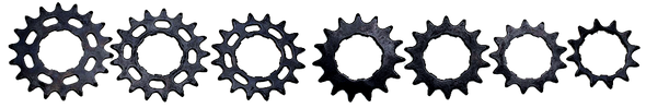 Excess | Steel Cogs