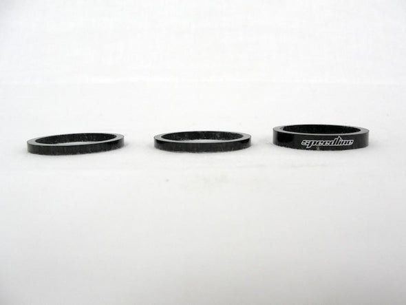 Speedline Parts | Speedline Carbon Headset Spacer Kit - Supercross BMX