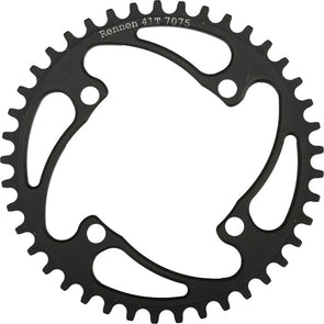 Rennen | 4 Bolt Chainring (Non-Threaded)