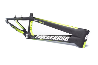 Supercross BMX | ENVY BLK 2 - Carbon Fiber BMX Race Frame - Supercross BMX