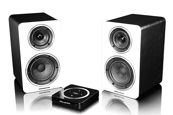 Diamond A1 Active Bookshelf Speakers