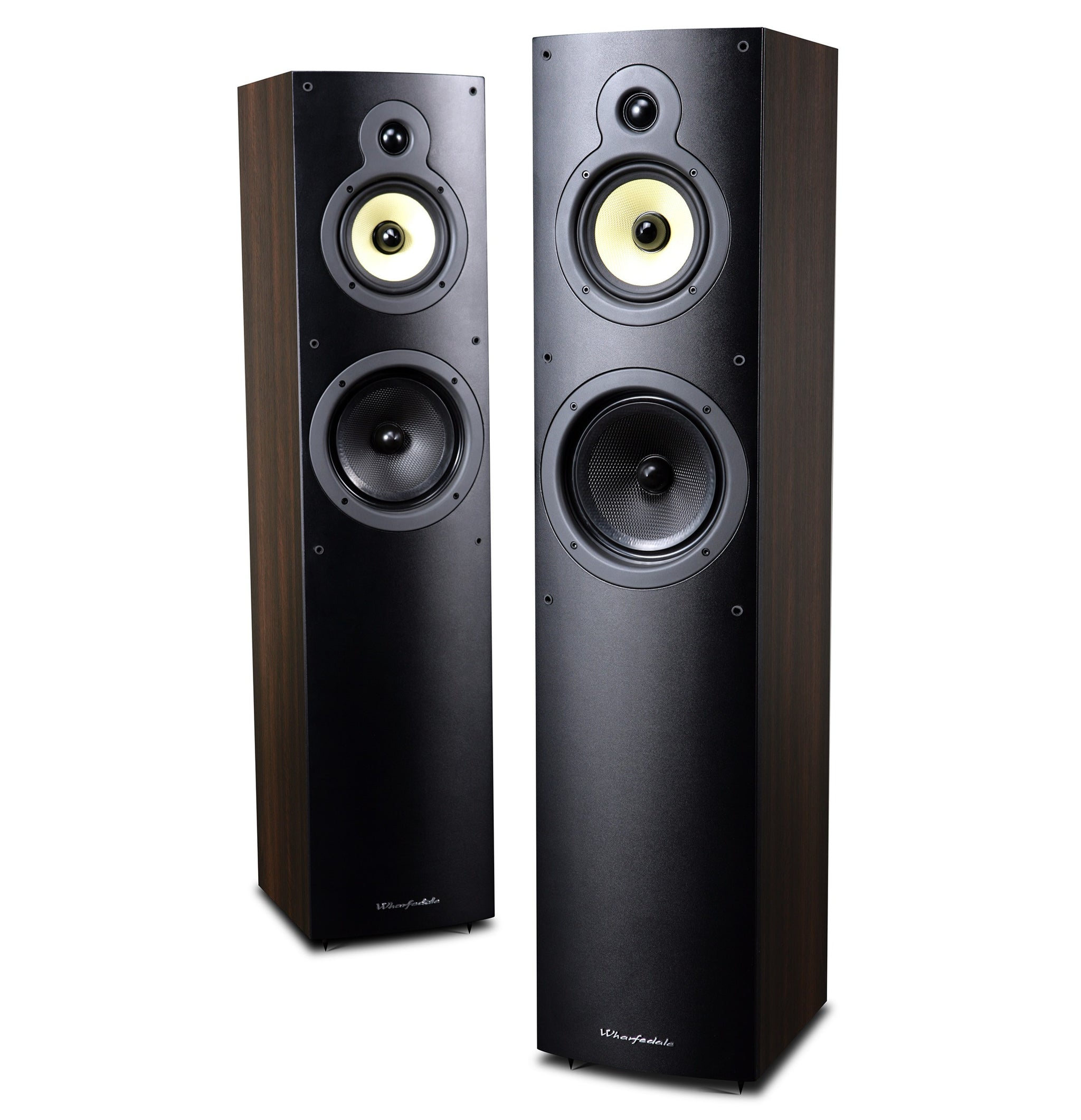 Crystal 4.3 Floorstanding Speakers