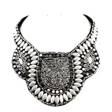Costume Fashion Statement Necklace