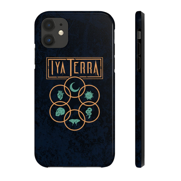 Iya Terra -  Balance and Duality - Phone Case
