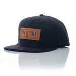 Faux Leather Patch IYA Snapback