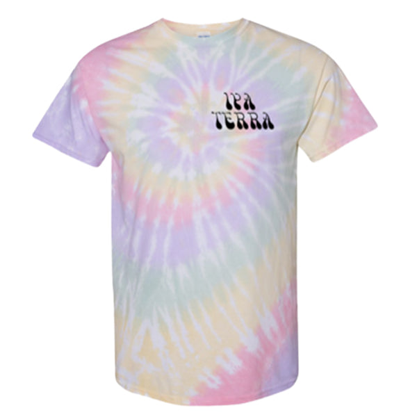 Life is Beautiful Tie Dye Tee