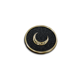 Balance and Duality Moon Pin