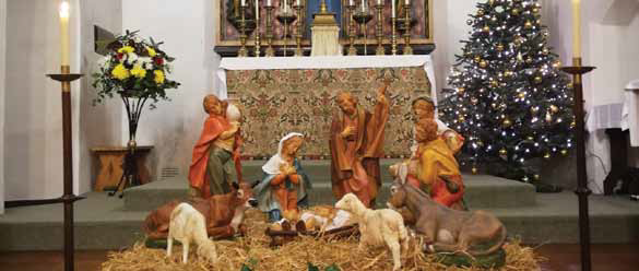 Christmas Message from Fr. Richard Stanton, Priest Director