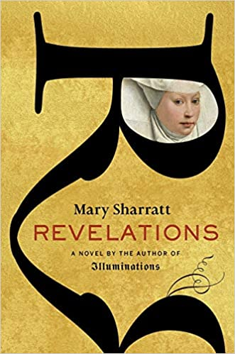 New novel REVELATIONS, to be published on April 27