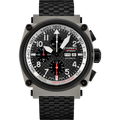 Automatic Chronograph Carbon Dial Grey Sandblast