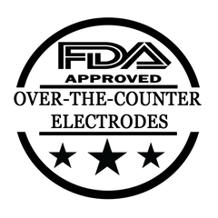 FDA approved over the counter electrodes