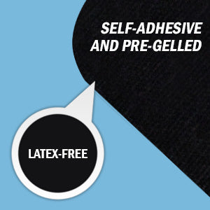 latex-free self-adhesive tens unit pads
