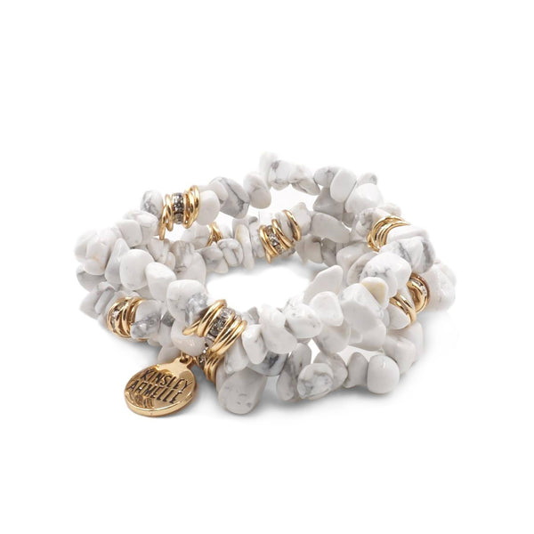 Kinsley Armelle/Cluster Collection/Pepper Bracelet