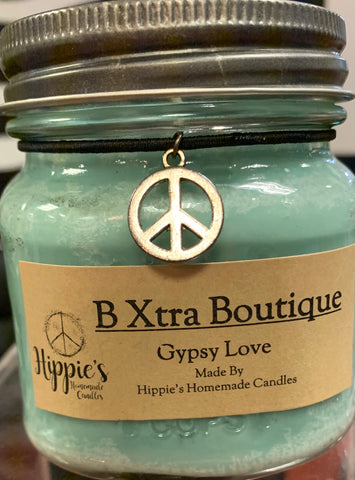 Gypsy Love  Soy Candle