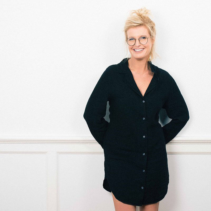 AN INTERVIEW WITH EADIE'S FOUNDER & DIRECTOR, TRUDIE COX, ON HER LATEST COLLECTION